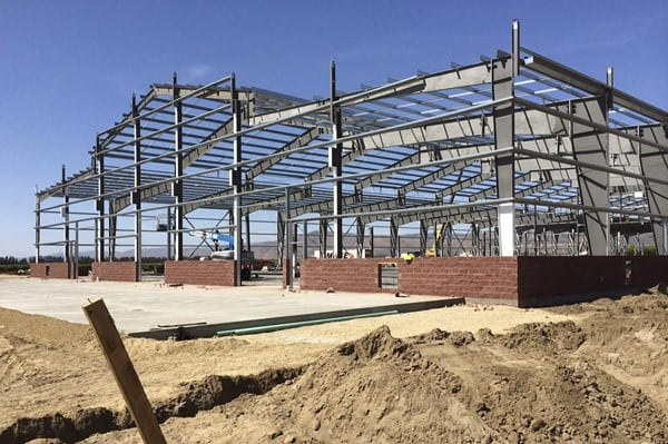 Different Kinds of Steel Buildings